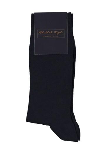 Abdullah Kiğılı Çorap Lacivert